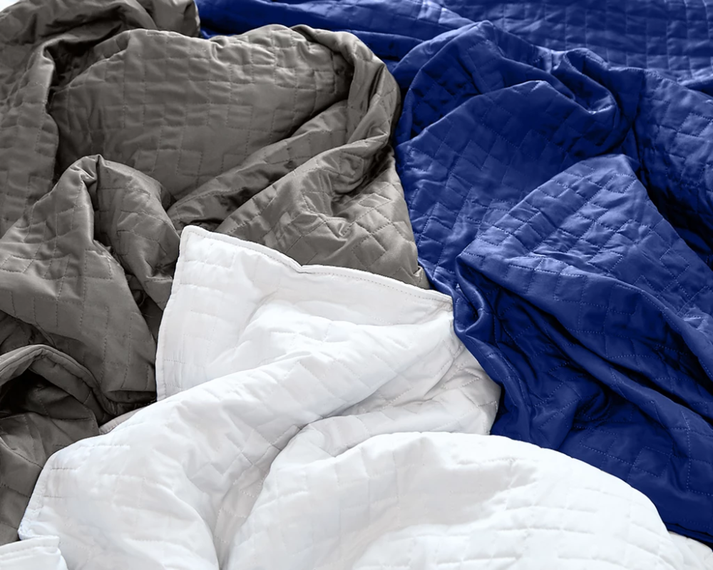 Cooling Blanket Gravity Blanket The Weighted Blanket