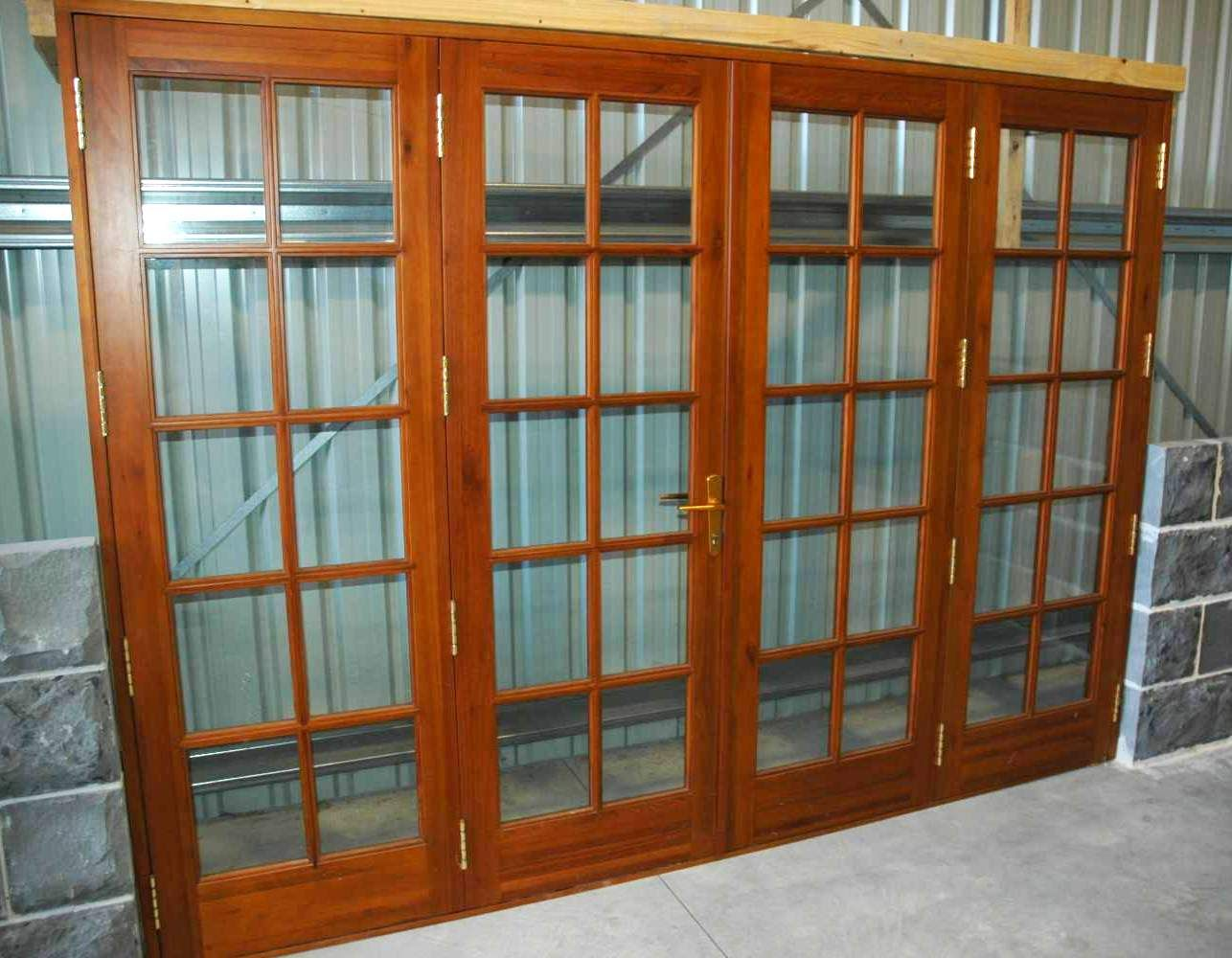 colonial french doors