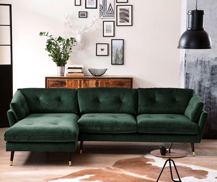 Wayfair Deutschland Auf Instagram Gruner Samt Fur Graue Tage Tippt Zum Shoppen Wayfairde Wohnideen Einrich In 2020 Retro Living Rooms Home Decor Home