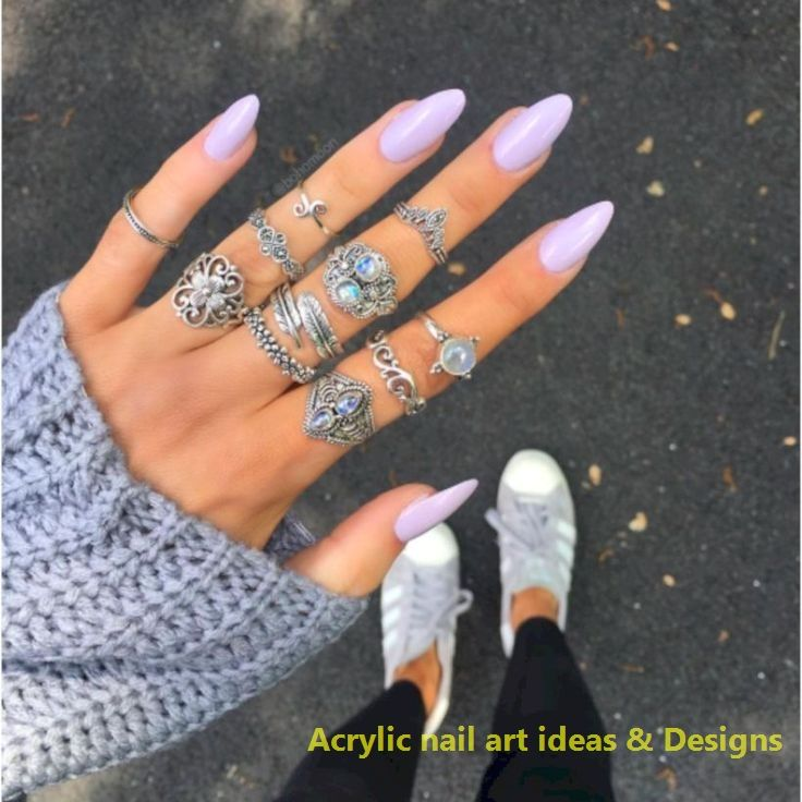 Photo of 20 GREAT IDEAS HOW TO MAKE ACRYLIC NAILS BY YOURSELF 1