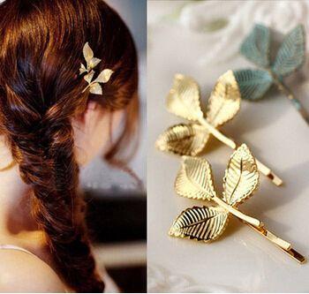 7469c912e Zlaté metalické doplnky do vlasov - KAMzaKRÁSOU.sk Svadobné doplnky do  vlasov…