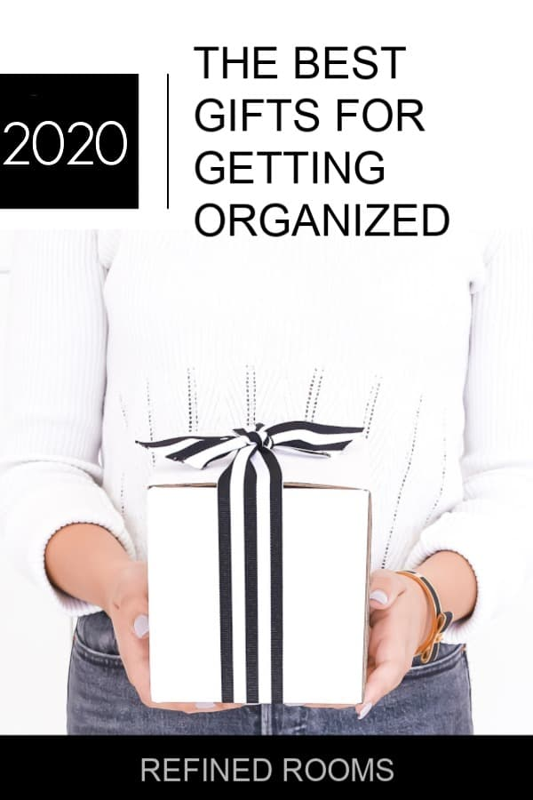 The Best Gifts For Getting Organized For Giving Or Receiving Organization Gifts Holiday Organization Getting Organized