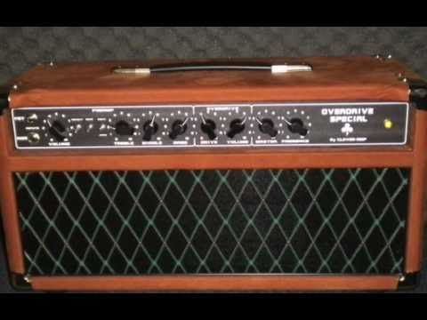 Dumble Overdrive Special Clover Amp Soft Rock Youtube