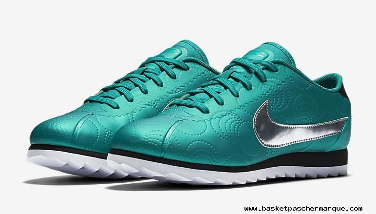 89964f37054d Nike WMNS Cortez Ultra Los Angeles Mystic Green-Black