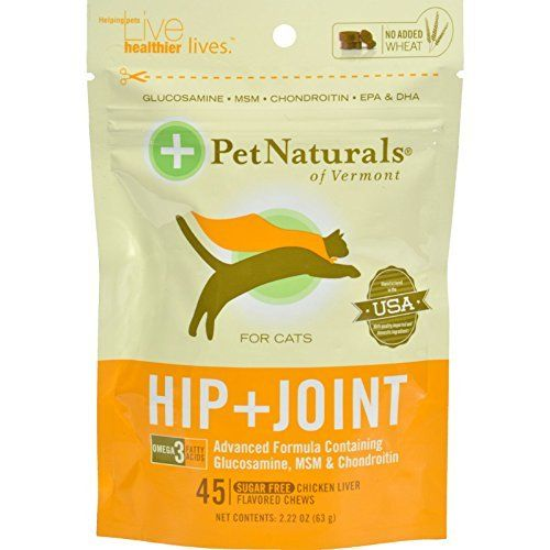 Hip And Joint Soft Chews For Cats *** Check out this great