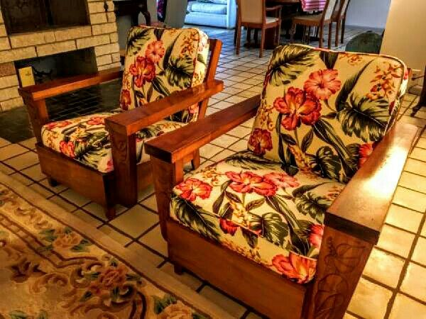 Koa Hawaiian Furniture Home Decor Homes Tropical Style