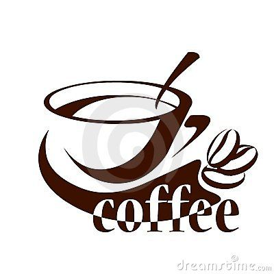 Coffee Cup Symbol Royalty Free Stock Image Image 20654156