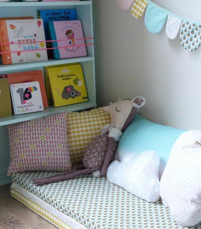 1001 id es pour am nager une chambre montessori id dko for Decoracion habitacion infantil montessori