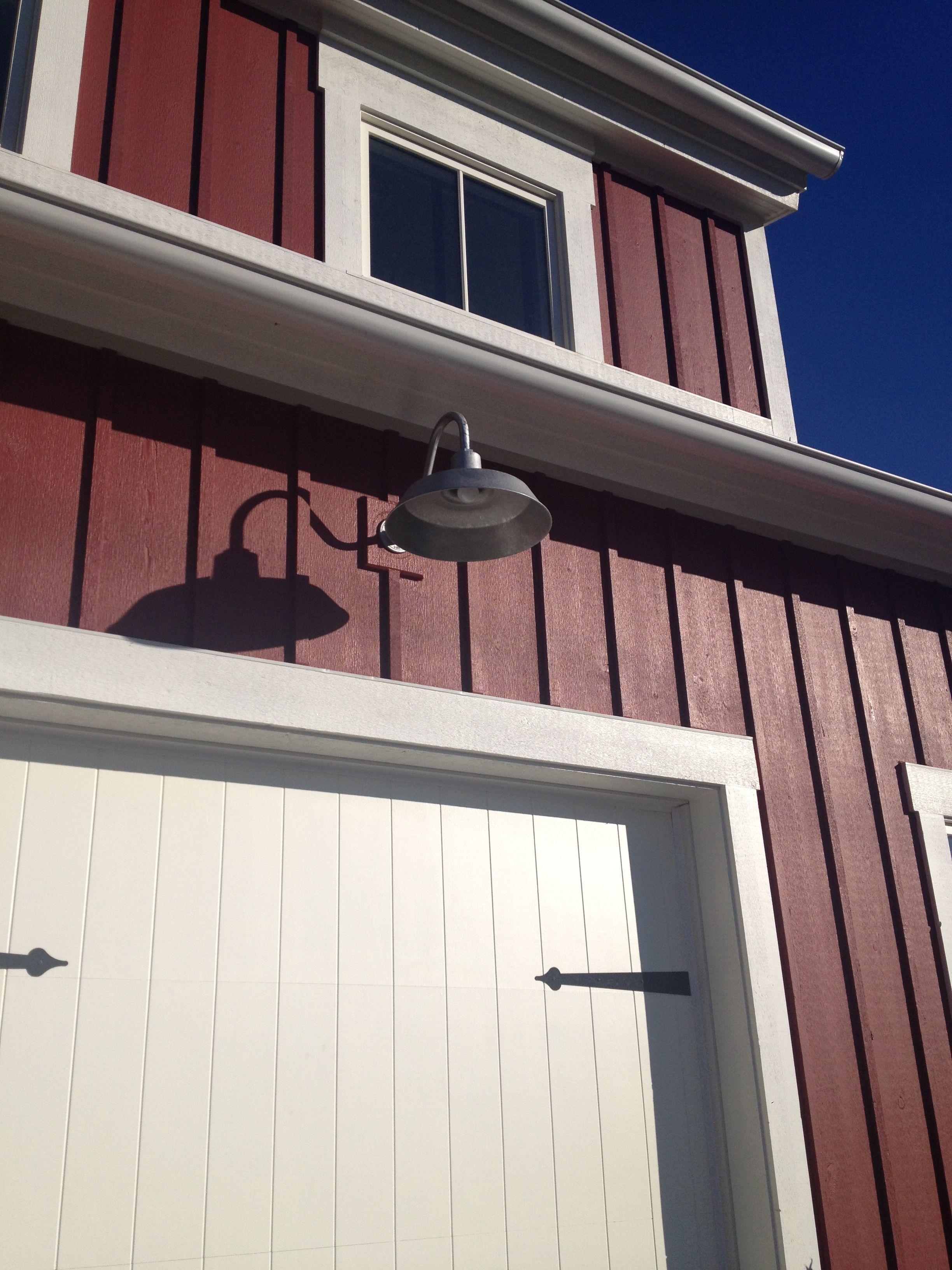 Barn Light Originals Make Modern Farmhouse Lighting