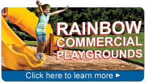 Rainbow Play Systems - $4 for 2 hrs of play
