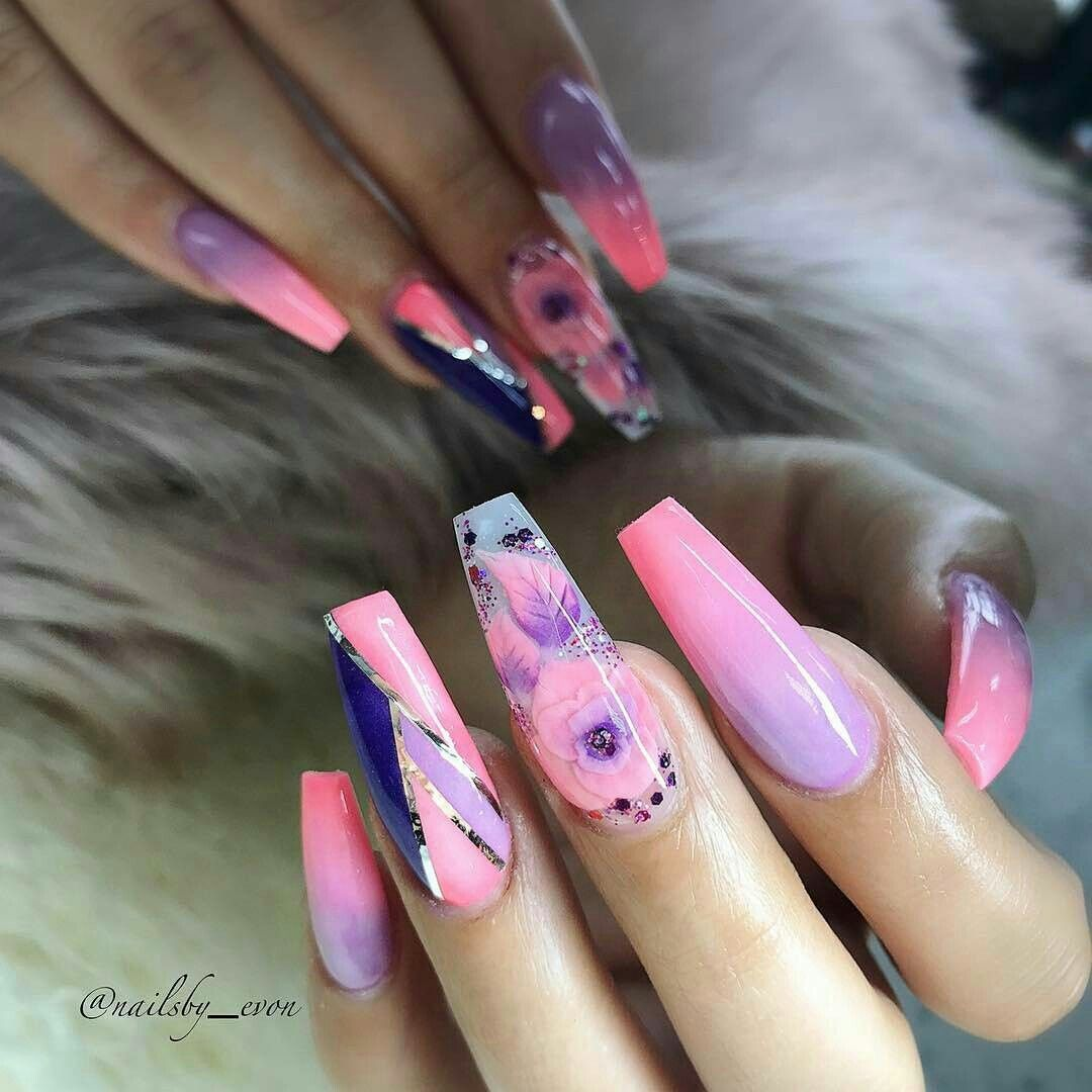 Pin by Andreea 13 on +Nails+ | Pinterest | Art tutorials