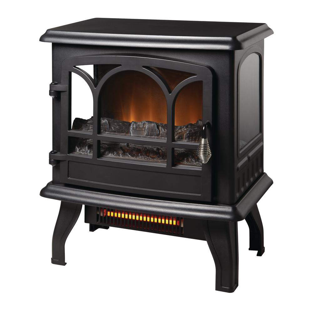 Stylewell Kingham 1 000 Sq Ft Panoramic Infrared Electric Stove