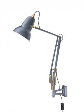 Anglepoise Original 1227 Wall Mounted Lamp Industrial Wall Lights