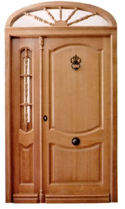 Resultado de imagen para puertas de entrada de cedro - Puertas de exterior modernas ...