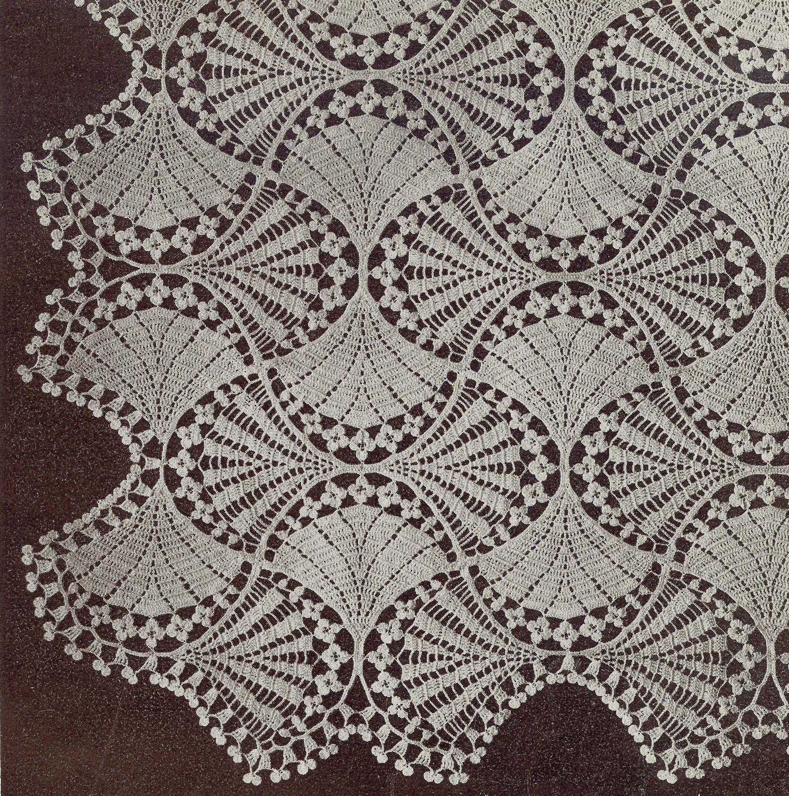 Beautiful Bedspread Patterni Love This Skerin Get A Free