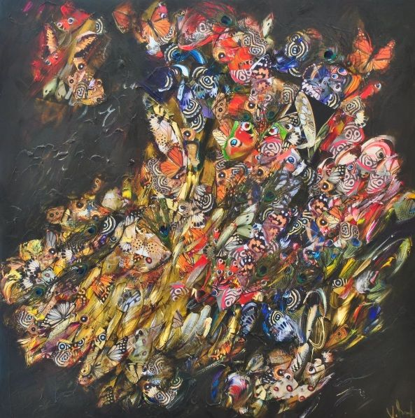 Victoria Horkan - Butterfly Box