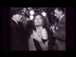 Gloria Swanson in Sunset Blvd. -- Clip: Mr. DeMille, I'm Ready For My Close Up; love this, she is creepy as hell >:)