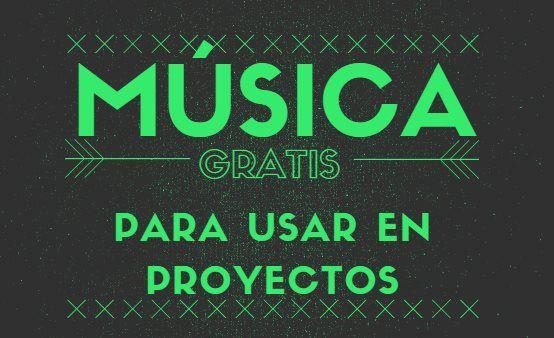 Páginas donde se puede obtener música gratis para nuestros vídeos ...