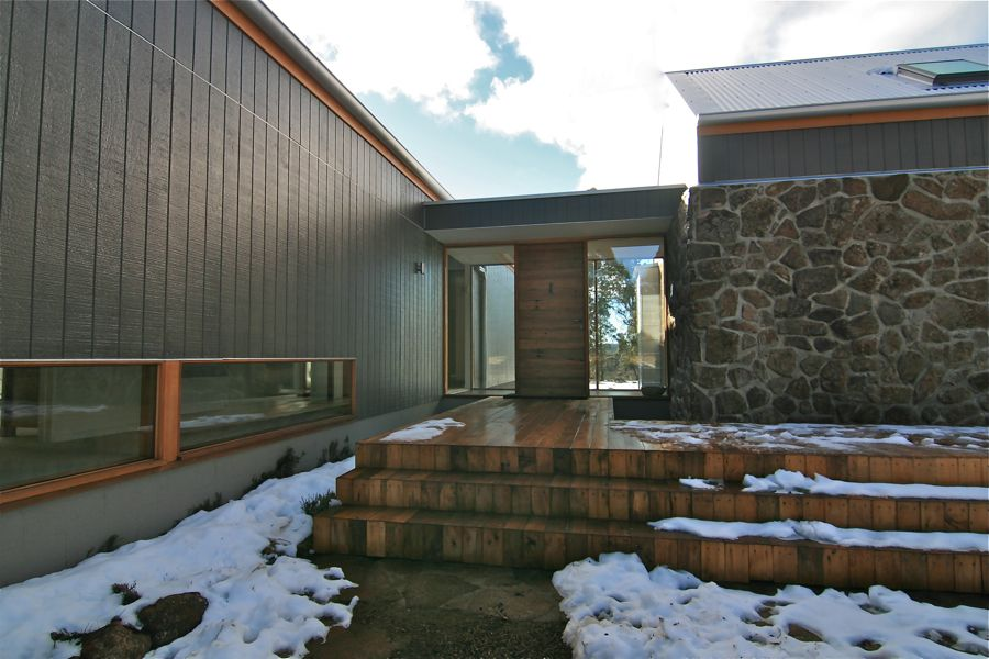 Cladding Shadowclad Ecoply From Carter Holt Harvey In