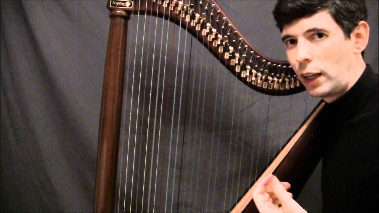 Learning O'Carolan's Air Harp Tuesday Episode 22 in 2020