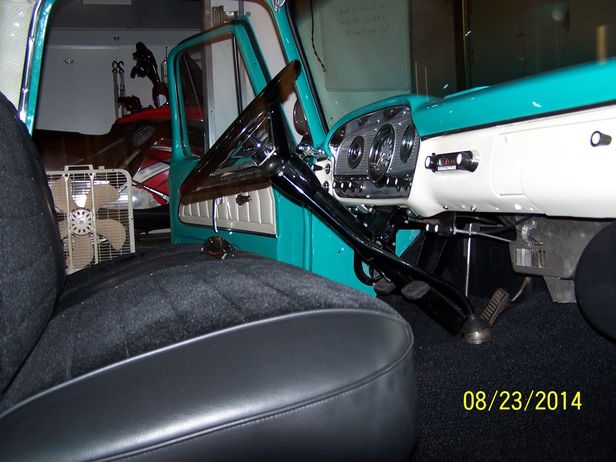 1964 Ford F100 Restoration Page 4 Truck Enthusiasts Forums Pickup