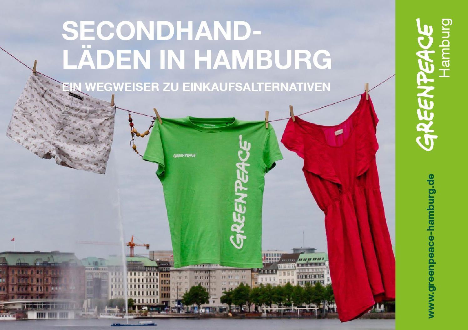 Secondhand-Läden in Hamburg   Hamburg, Einkaufen und Kleidung
