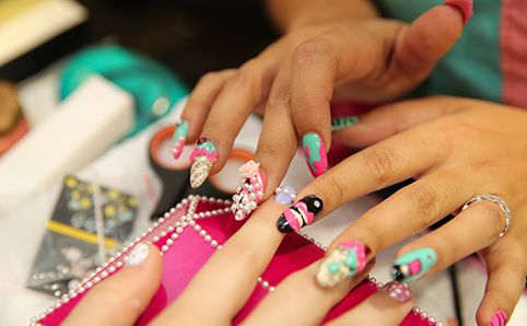 Places for awesome cute nail design in sydney fashion and style places for awesome cute nail design in sydney prinsesfo Gallery