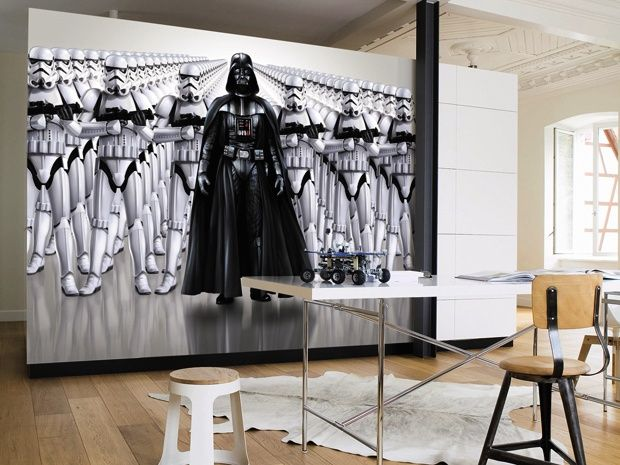 komar star wars fototapete imperial force w nde pinterest tapeten w nde und tapeten. Black Bedroom Furniture Sets. Home Design Ideas