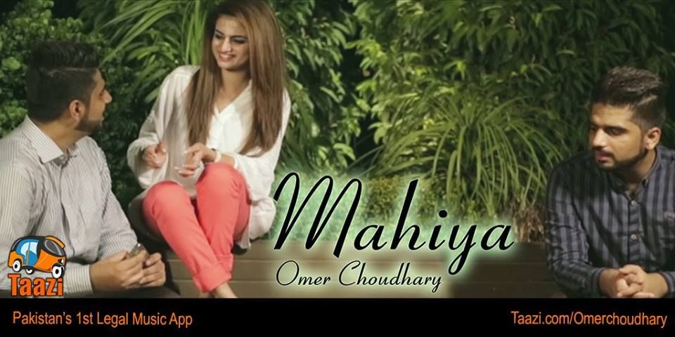 #Mahiya by Omer Choudhary has been finally released! http://taazi.com/mahiya-by-omer-choudhary You can listen to the amazing track on #Taazi now, so start playing & enjoy!