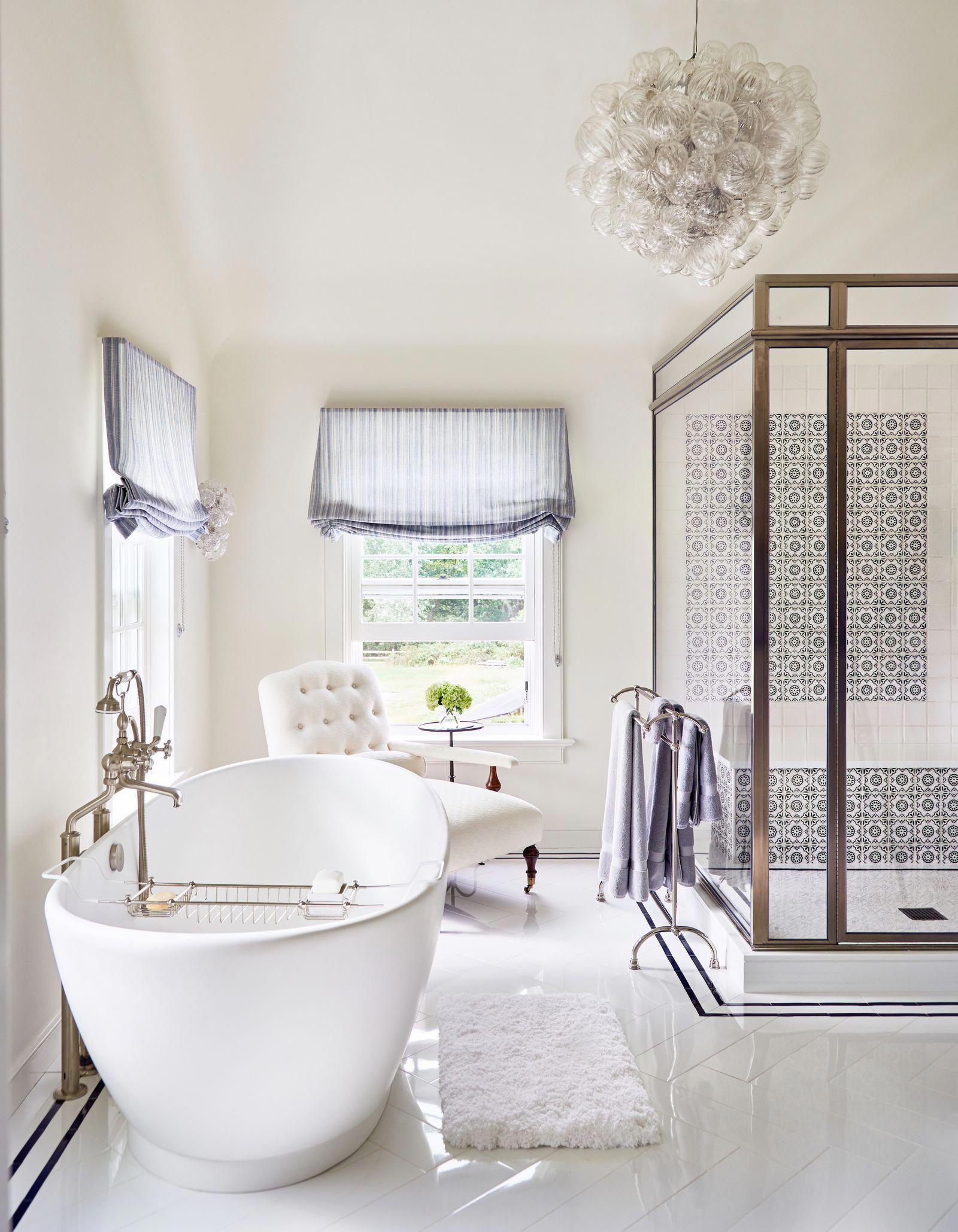 The Master Bath Elledecor Com Modernhomedecorbathroom Hamptons House Beautiful Bathrooms Relaxing Bathroom