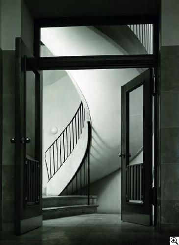 Le Treppenaufgang karl hugo schmölz klinik in der königstr 37 eingangstüre mit