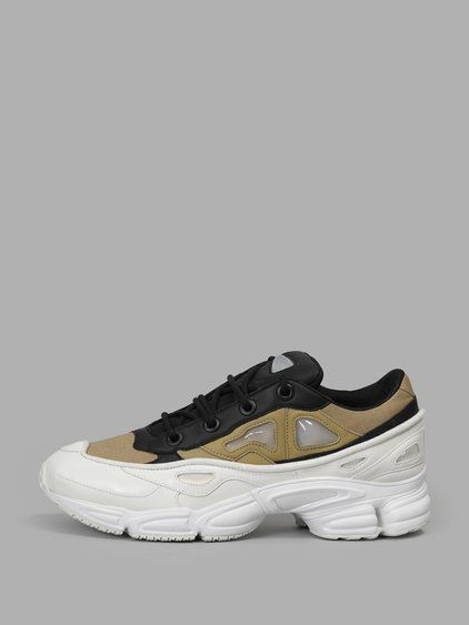 size 40 89a2d 555de RAF SIMONS Multicolor Ozweego 3 Sneakers. rafsimons shoes sneakers