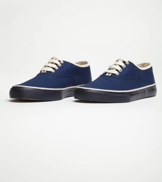 YMC Lace Up Shoe in Navy