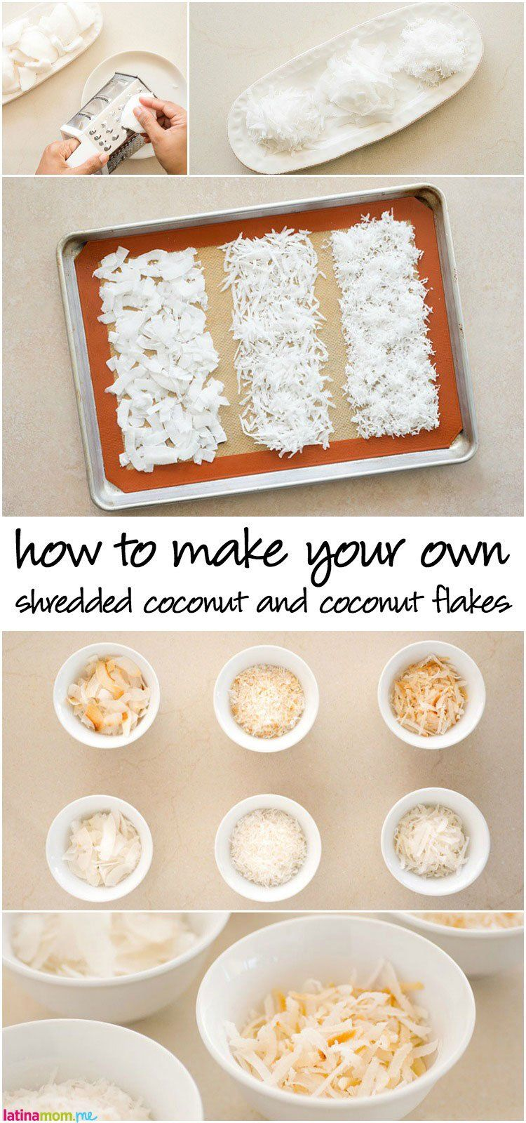 foto How to Make Coconut Flour With Flaked Coconut