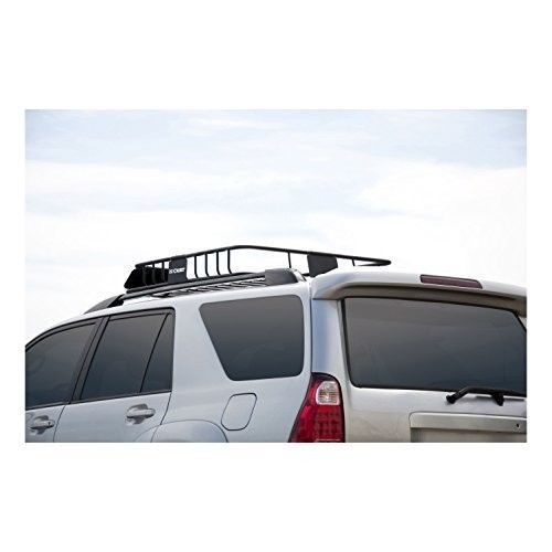 Luggage Rack For Suv Interesting Universal Roof Rack Mounted Cargo Carrier Suv Van Car Top Luggage Inspiration