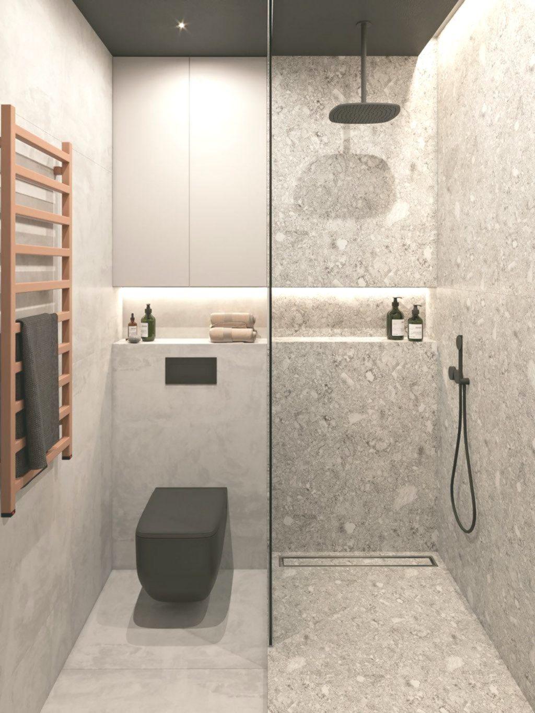 30 Ausgezeichnete Ideen Fur Die Badgestaltung Die Sie Haben Sollten Eine Idee Zur Badgestaltun In 2020 Bathroom Design Small Bathroom Design Office Interior Design