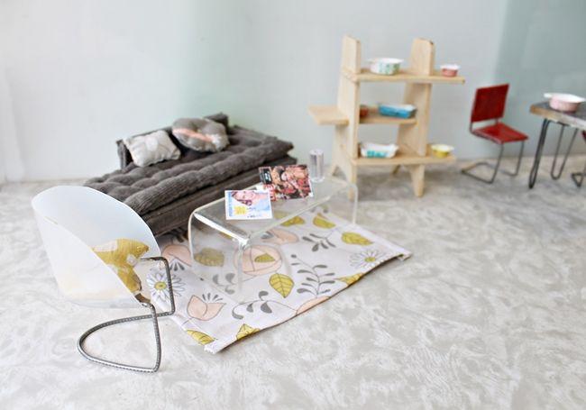 Resultado de imagen para diy dollhouse furniture