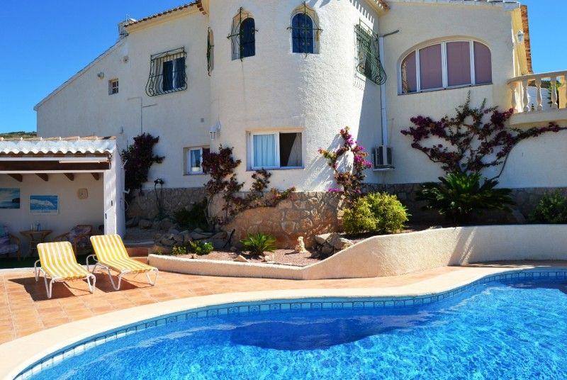 Costa Blanca Villa Spanien
