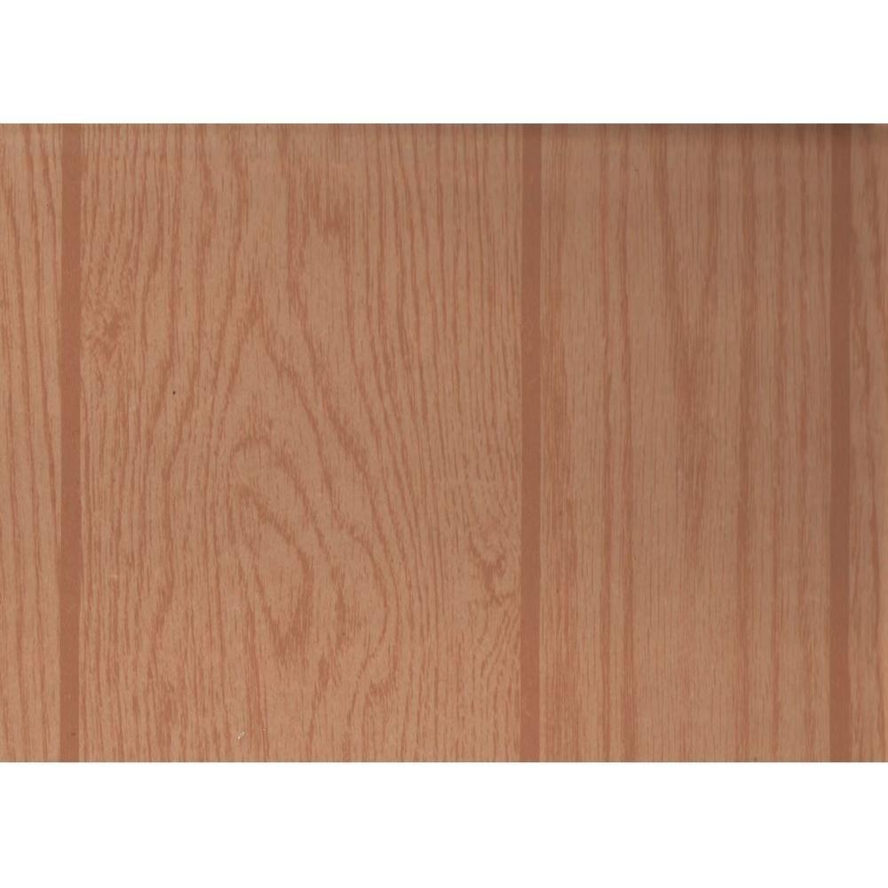 48 In X 96 In X 0 118 In 32 Sq Ft Mdf Spartan Oak Wall Paneling Dl1184850a In 2020 Wall Paneling Paneling Wainscoting Panels