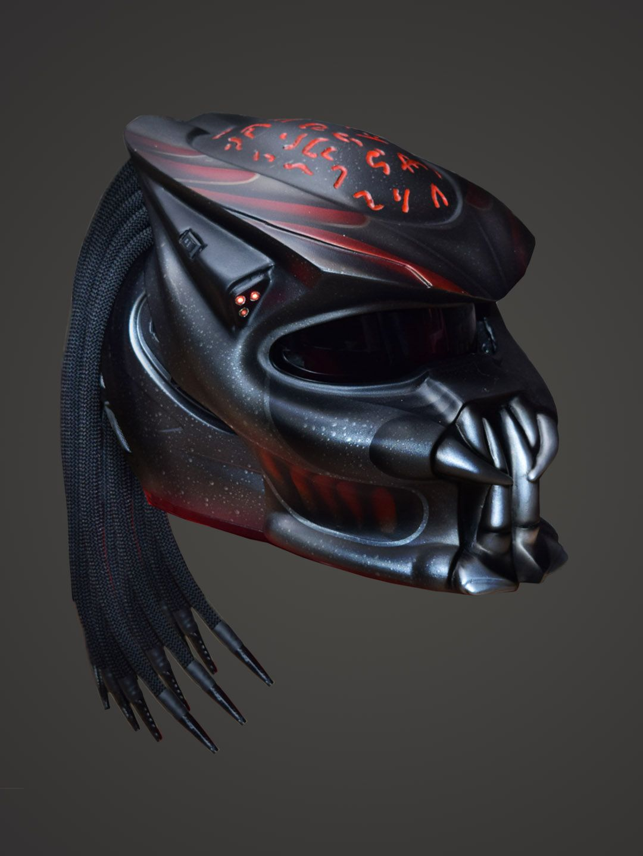 Pin By Jpmotorcyclehelmet Com On Predator Helmet In 2021 Motorcycle Helmets Helmet Predator Helmet