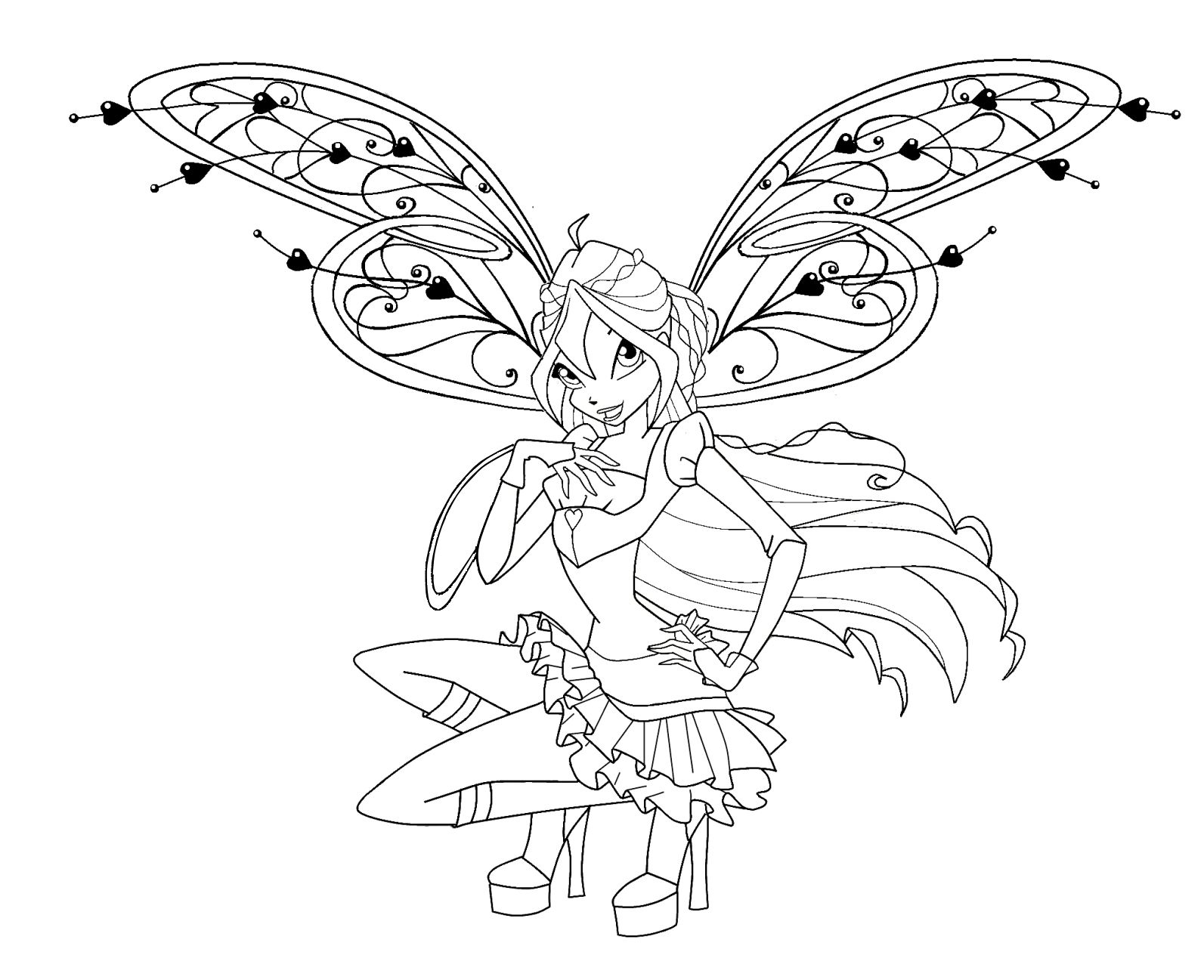 Pin By Boglarka Kovacs On Szinezo Love Coloring Pages Coloring Pages Fairy Tattoo
