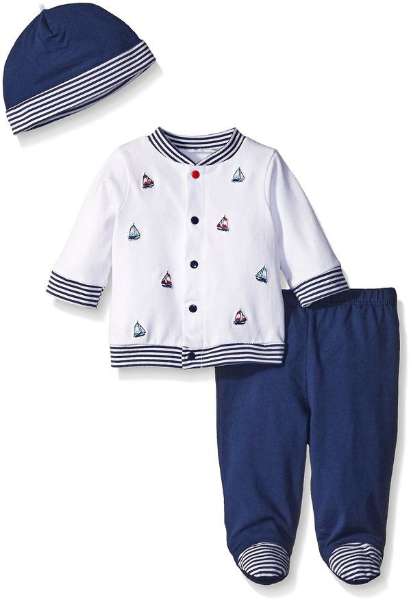Dream/_mimi Children Christmas Fleece Plus Velvet Long Sleeve Top+Pants+Hat Three Piece Set
