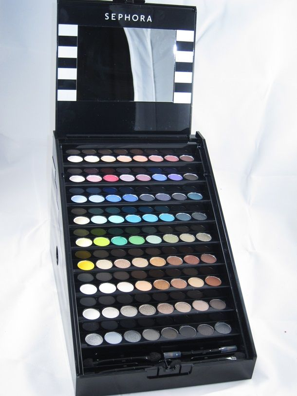 Sephora Makeup Academy Blockbuster Palette Review Swatches