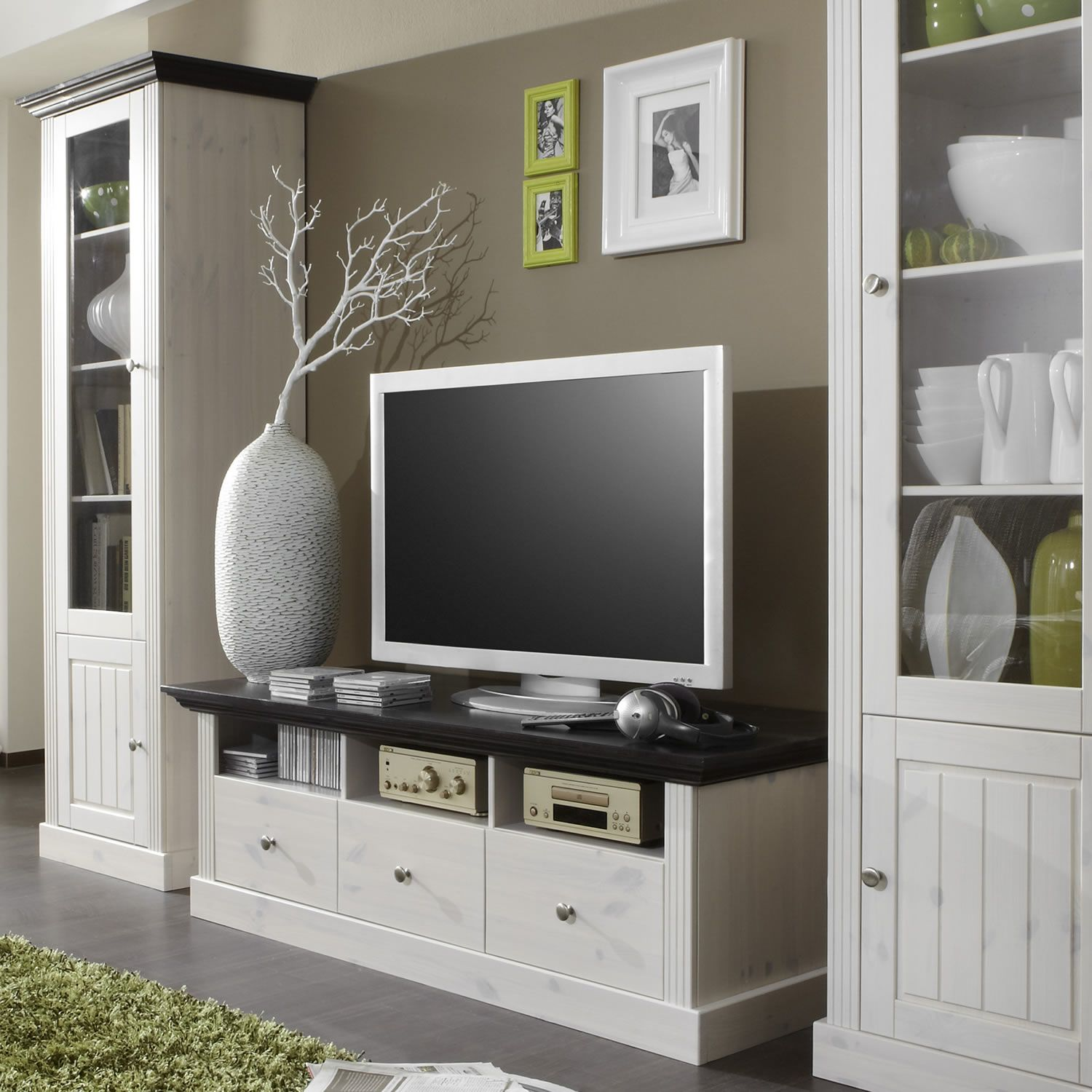 Steens Monaco Tv Unit Next Day Delivery Steens Monaco Tv Unit From Worldstores Everything For Home Interior Design Country House Interior Country Furniture #wall #cabinet #design #living #room