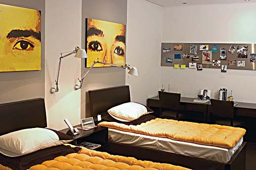 dormitorios para jovenes varones y chicos adolescentes
