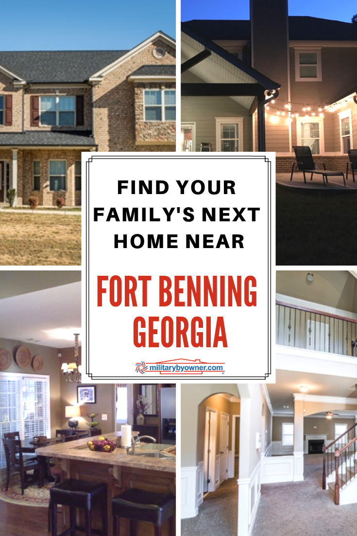 7 Family Ready Homes For Sale Or Rent Near Fort Benning Georgia Fort Benning Fort Benning Georgia Fort Benning Housing