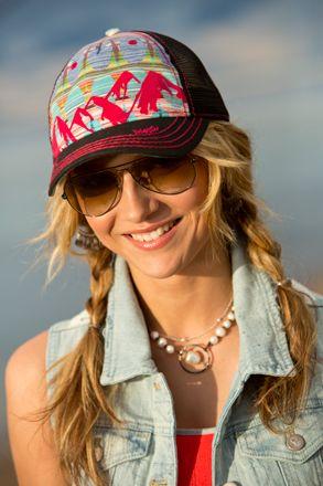 Pistil McKinley Trucker Hat - Womens  9707d5323f6