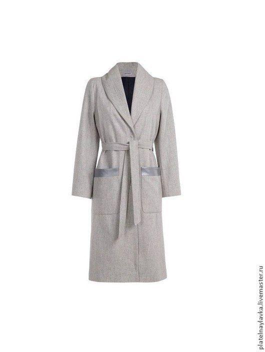 fd20481fce9 Верхняя одежда ручной работы. Ярмарка Мастеров - ручная работа. Купить  Пальто-халат.