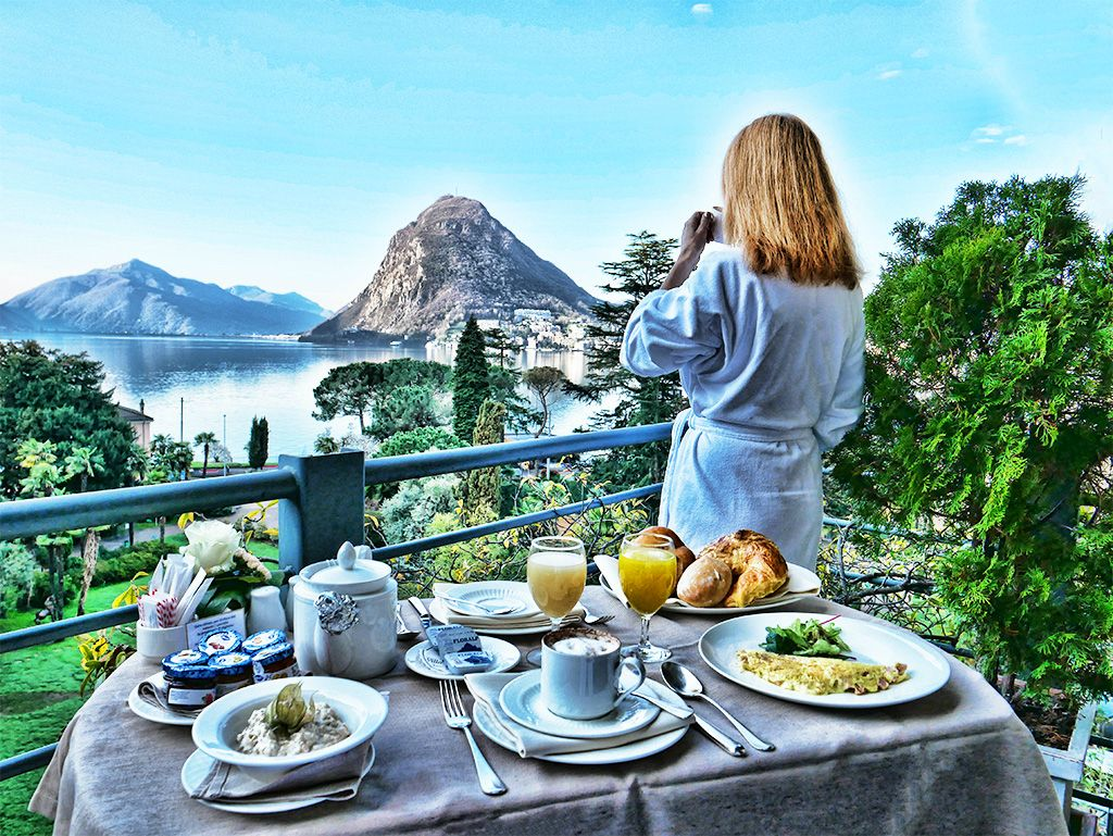 Arte Restaurant Lugano Luxury By The Lake At Villa Castagnola Lugano Switzerland