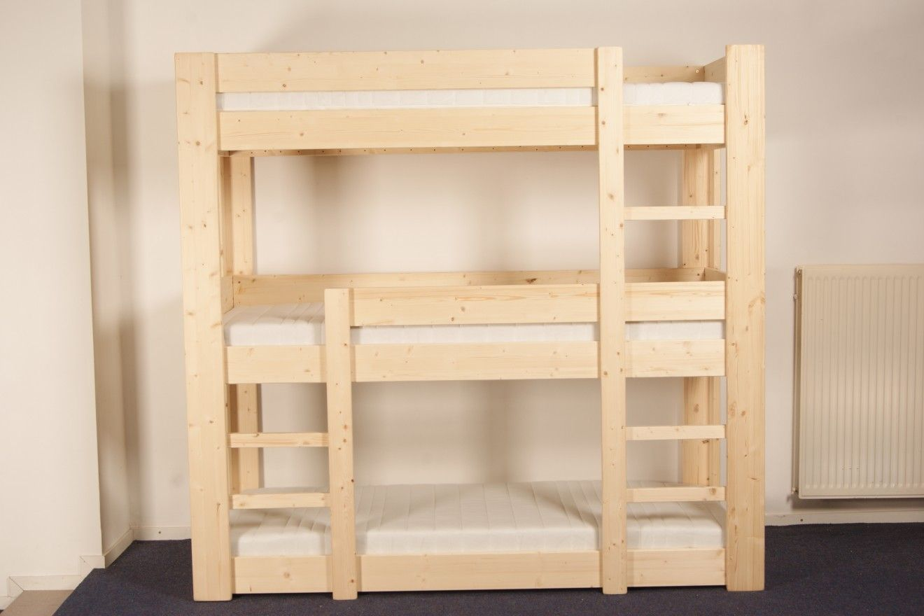 3 Persoons Stapelbed Ikea.Ikea Stapelbed 3 Persoons Dizzymansband